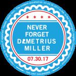 Demetrius Miller