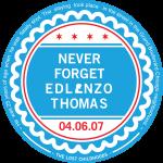 Edlonzo Thomas