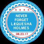 Laquesha L. Holmes
